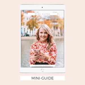 Mini-guide: Instagram Reels